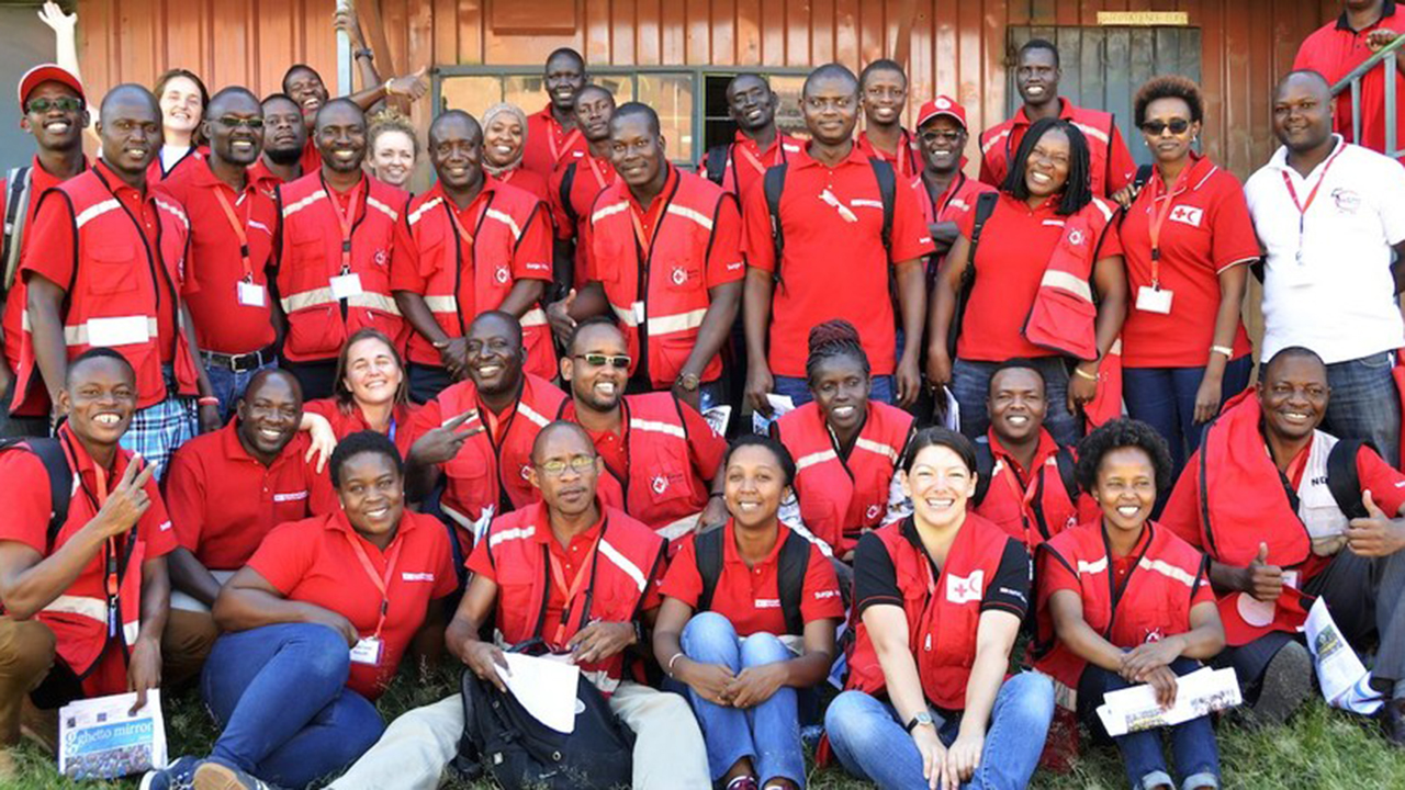 Lagos Branch Nigerian Cross Society Nrcs , Nigerians