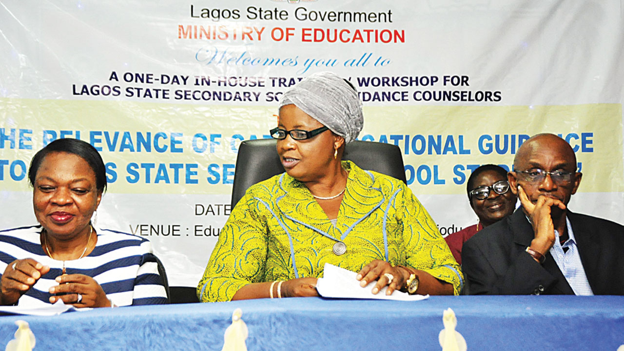 Image result for lagos state ministry of education