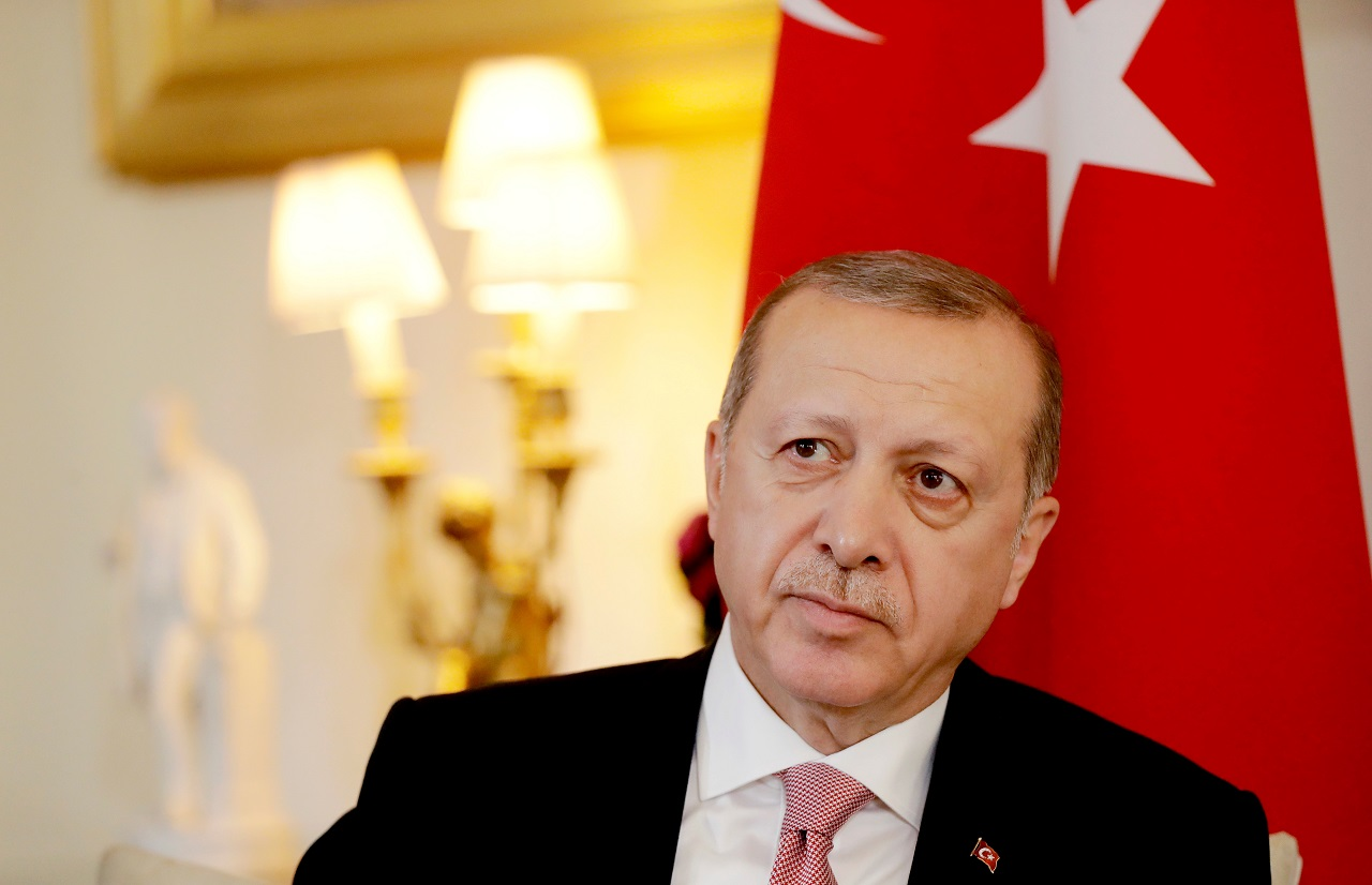 Syria Lashes Out At Erdogan Over Offensive