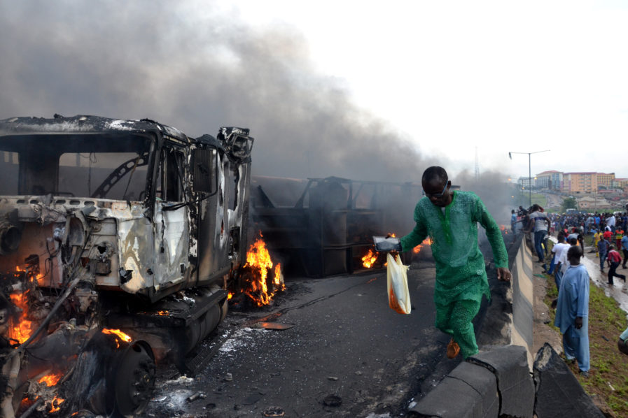 Image result for Lagos reveals what will happen to truck owner, driver