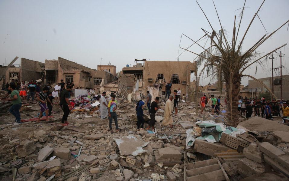 Witnesses Baghdad