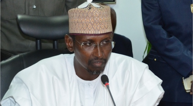 Fct Minister Malam Muhammad Musa Bello Chinese Government