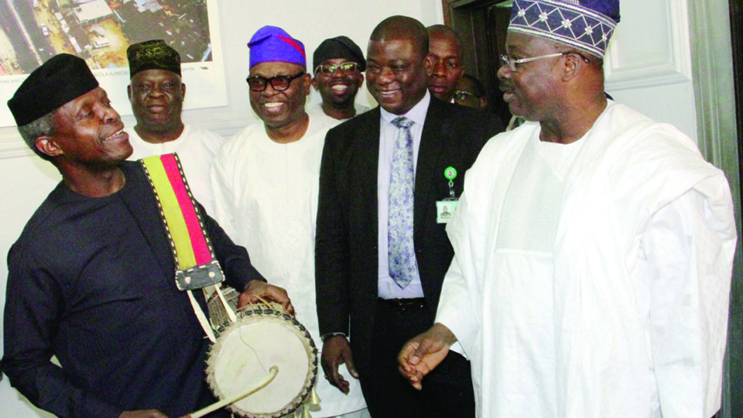 Vice-President Yemi Osinbajo has described the death of former Gov. Abiola Ajimobi as a major loss to the All Progressives Congress (APC) and Nigeria. Osinbajo spoke on Saturday during a condolence visit to the late Ajimobi's family at their Oluyole, Ibadan, residence. The two-time governor of Oyo State died in Lagos on June 25. The […]