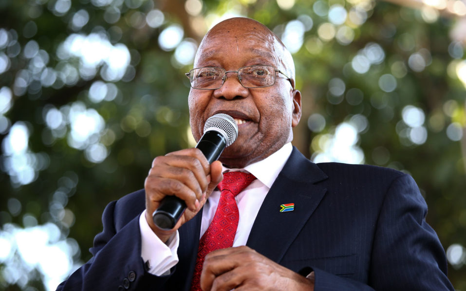 Former South African President Jacob Zuma Loses Appeal