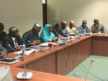 Image result for 2019: Reps committee meets with INEC leadership