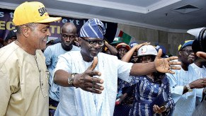 Image result for Sanwo-Olu promises to run all-inclusive govt if elected