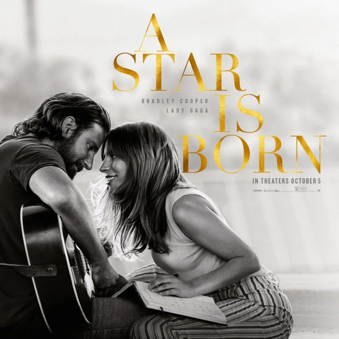 A Star is Born photo Twitter