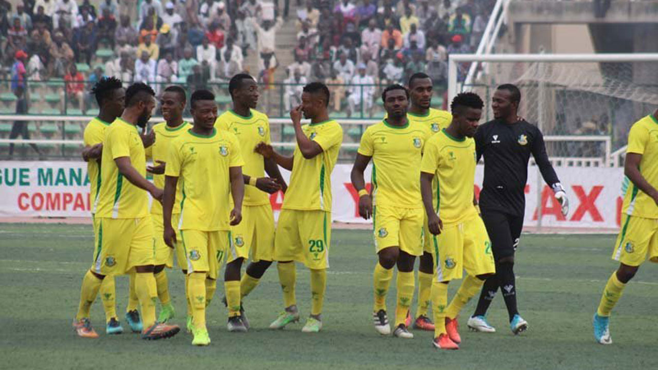 Rangers International , Kano Pillars