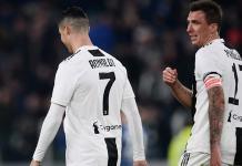 Ronaldo Seals Juventus Win To Keep Pressure On Inter Milan