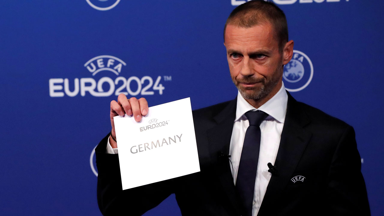 Uefa To Plant 600,000 Trees To Offset Carbon Emissions From Euro 2020