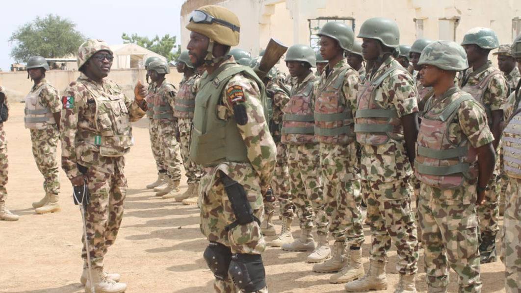 Nigerian Army , Nigerian