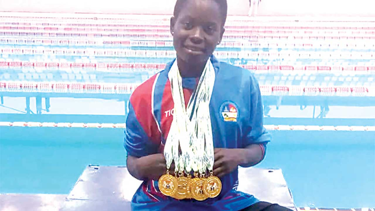 Former National Sports Festival (nsf) Weightlifting Medalist, King Solomon Adeleke, Has Vowed Never To Encourage Any Of His Children To The Sport, Except There Is Change Of Attitude From The Federal