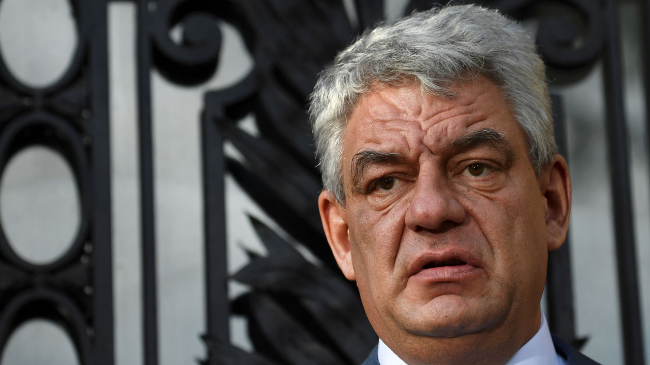 Mihai Tudose - Romanian opposition leader tasked with forming new government
