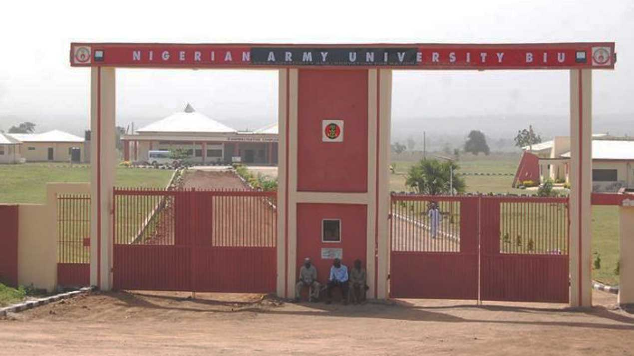 Nigerian Army University Borno State Or Senate Or Ndume Borno South