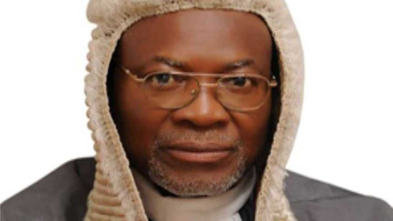 Justice Suleiman Dikko Chief Judge Nasarawa State