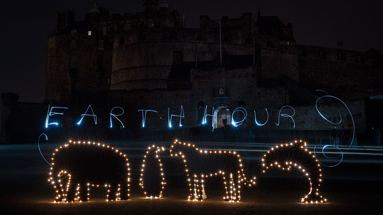 in Spite Of coronavirus Restrictions, People Around The World Marked Earth Hour On Saturday By Switching Off Lights On Both Landmark Buildings And In Regular Homes For An Hour To Boost Awareness Of Climate Change. The Initiative, Started By Environmental Group The Wwf In 2007, Asks P