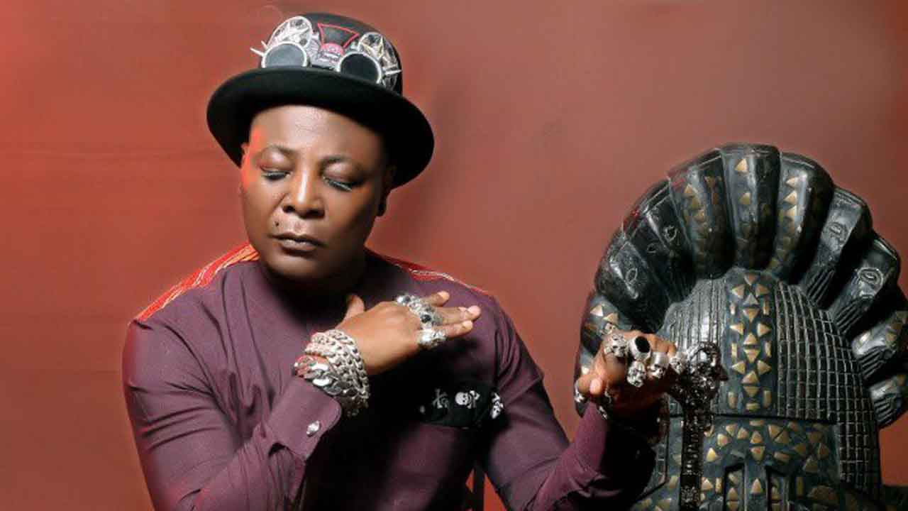 I  released 'God of Men' to warn against fake clerics—Charlyboy