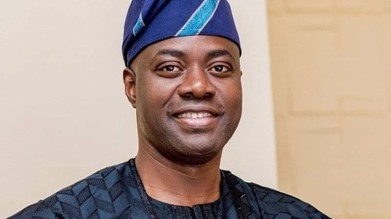 New Year: Let's Join Hands To Make Oyo Great – Gov. Makinde