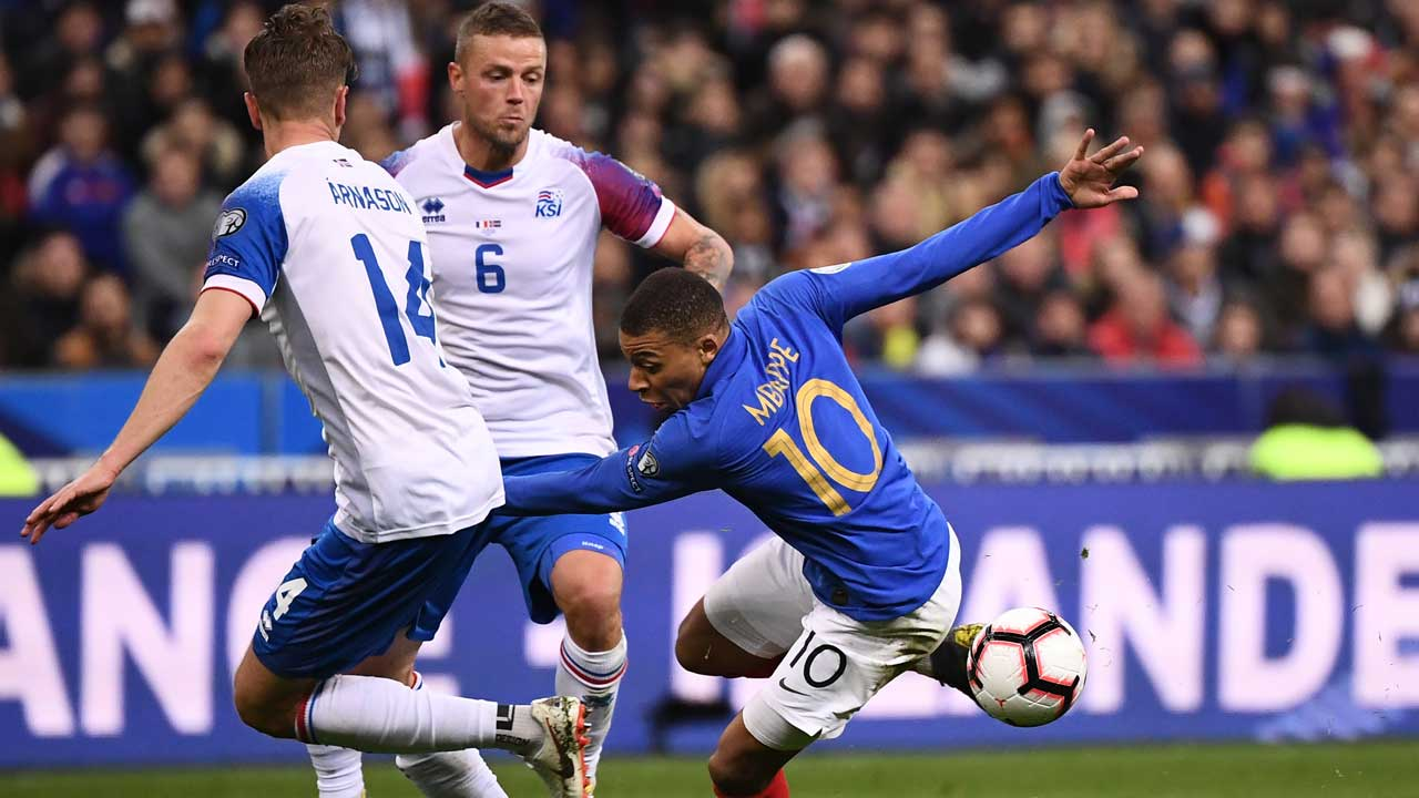 Turkey Euro Iceland France