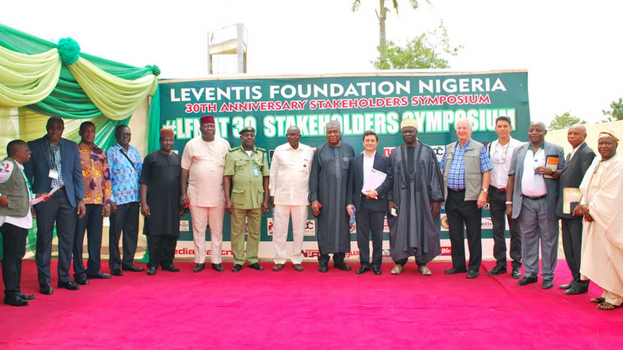 Leventis Centre Integrated Agricultural Development Training