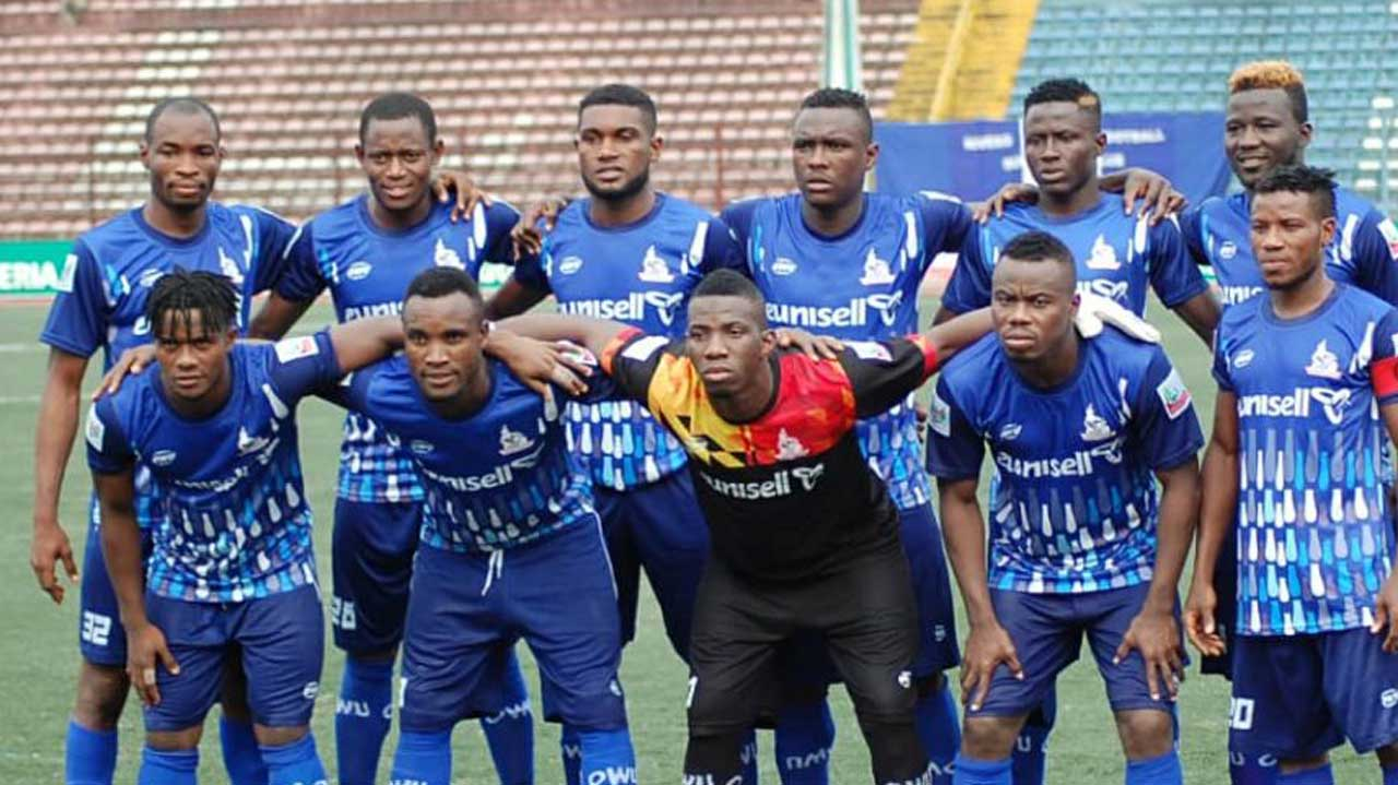 Rivers United Yakubu Gowon Stadium Port Harcourt