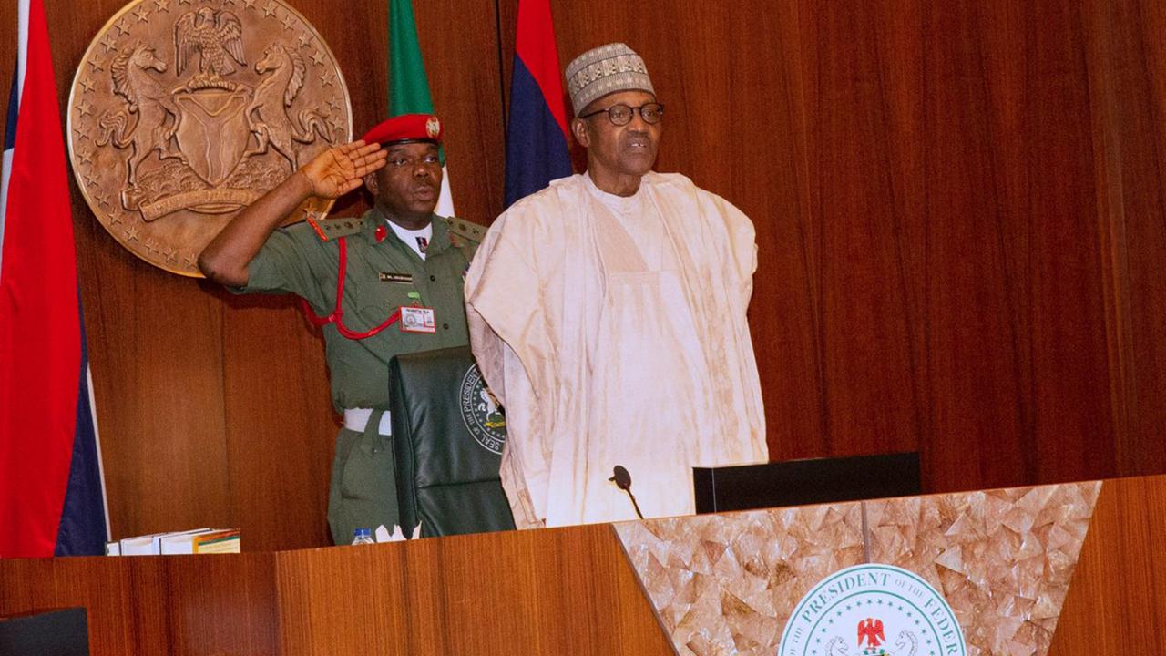 Buhari Presents 2020 N10.33trn Appropriation Bill To Nass