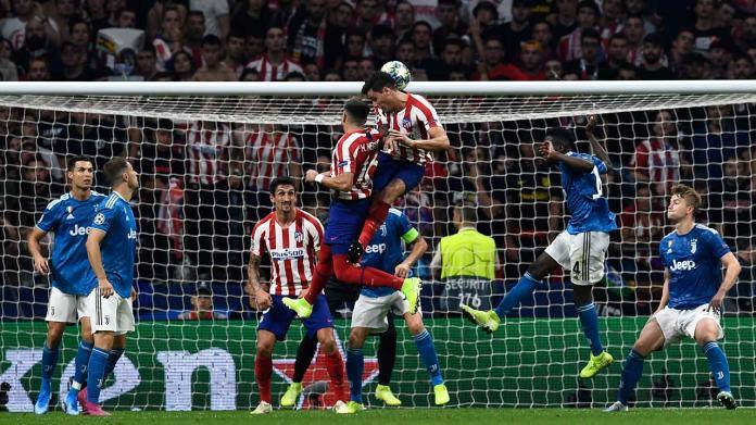 Atletico Madrid Juventus Group Mexico Hector Herrera Champions
