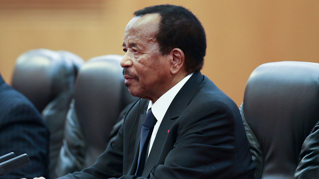 Paul Biya - National dialogue aims to end separatist crisis in Cameroon