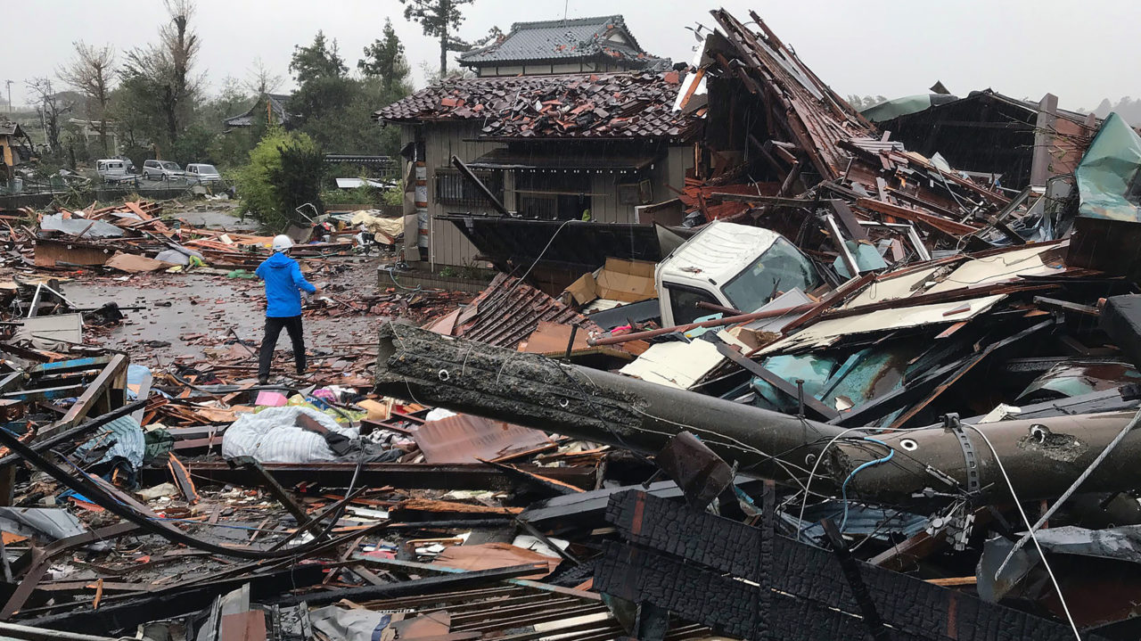 000 1LC6I1 e1570912026903 - Rescue efforts hampered in Japan as typhoon death toll rises to 56