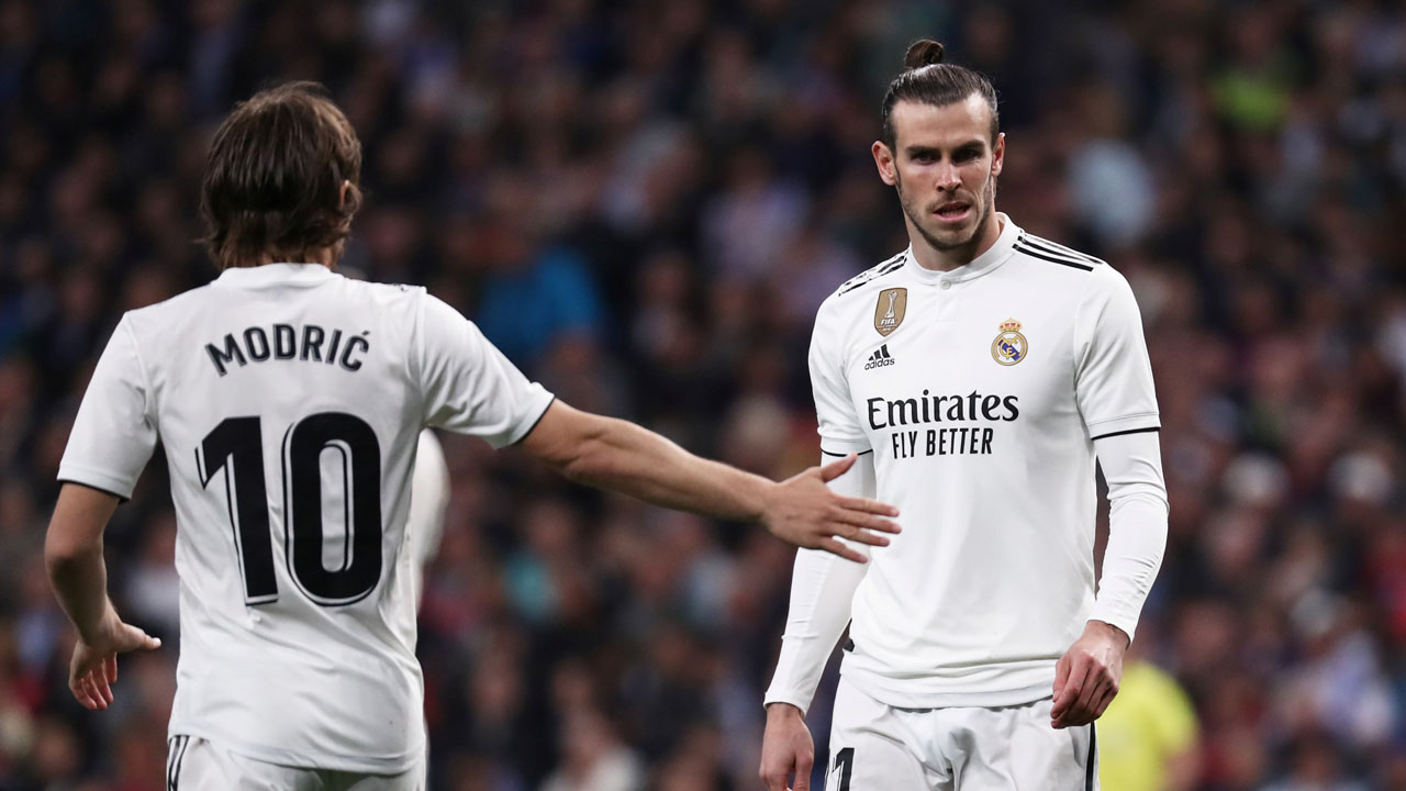 Gareth Bale 1 - Modric, Bale to miss Real Madrid's trip to Galatasaray