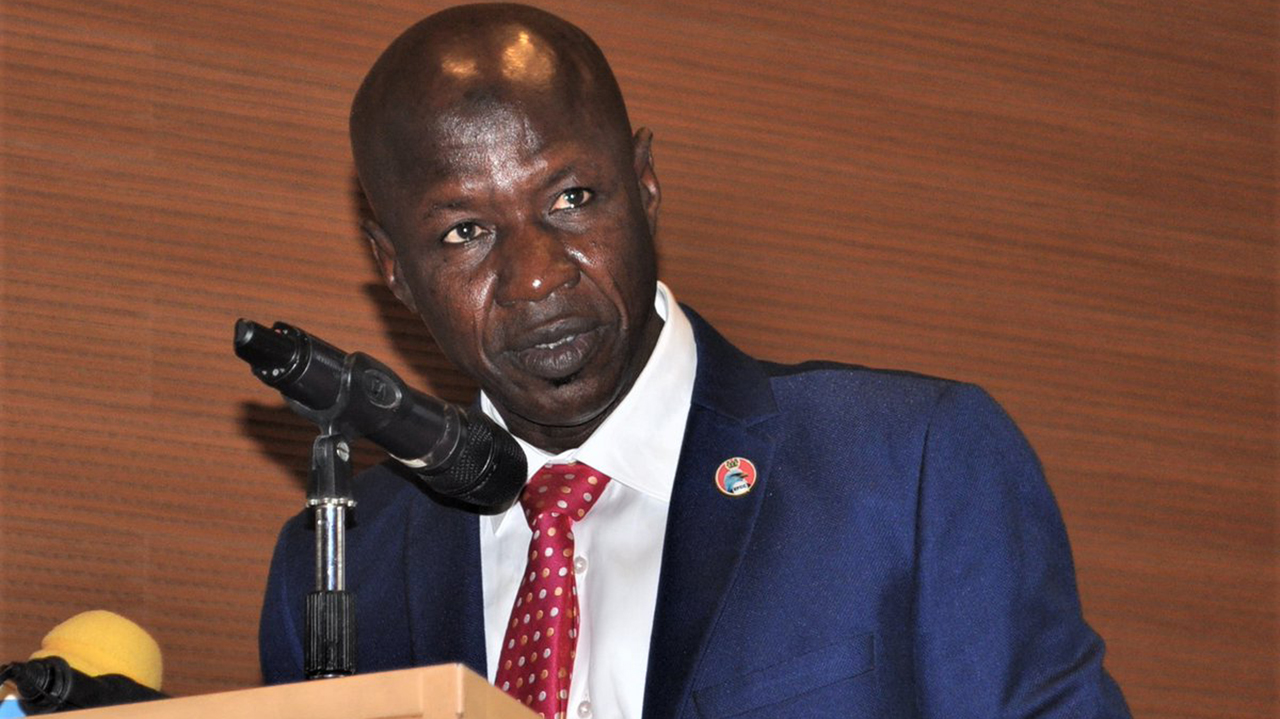 Olanrewaju Suraju Chairman Human Environmental Development Agenda Heda Resource Centre Or Suraju