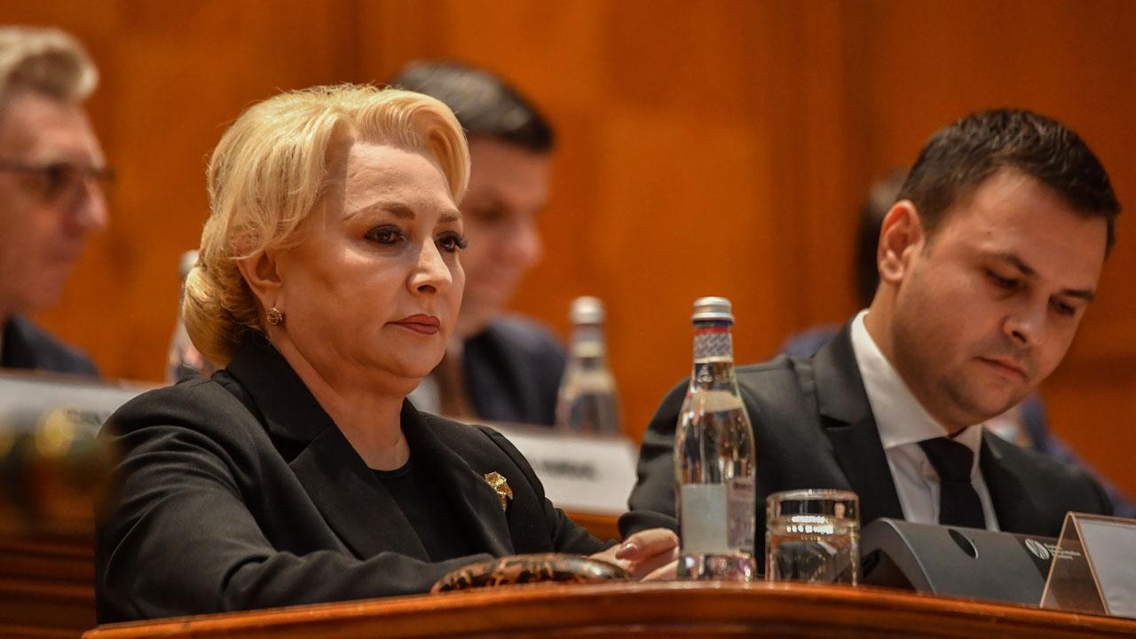 Viorica Dancila - Main opposition leader becomes Romania's new PM