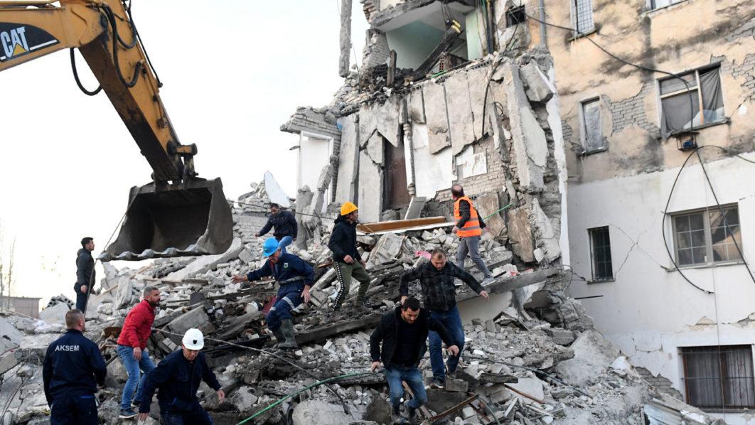 Albania Earthquake: At Least 18 Killed, More Than 600 Injured