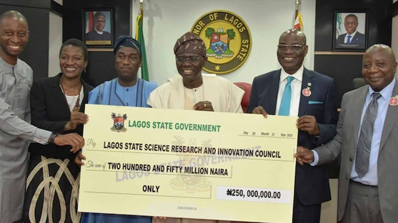 University Lagos , Train Trainers Capacity Building Programme