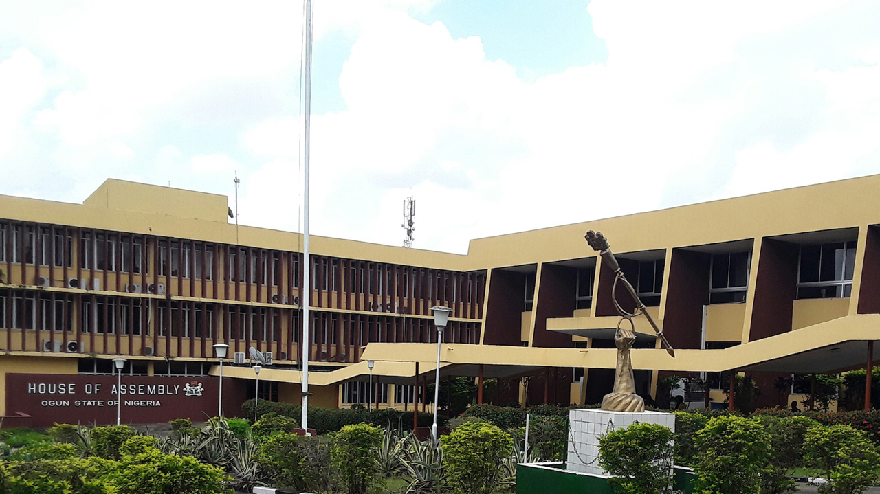 Ogun Assembly Passes 2020 Appropriation Bill Of N449.97bn Into Law
