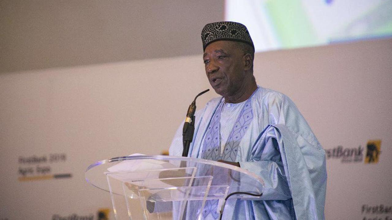 Minister Agriculture Rural Development Alhaji Sabo Nanono , Federal Government