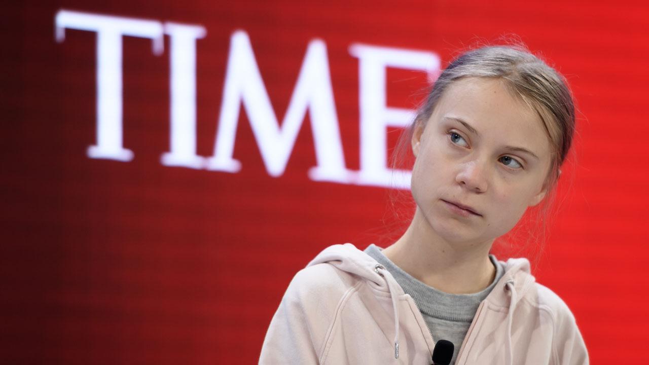 Greta Thunberg Or Britain