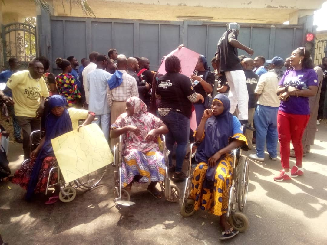 Persons Disabilities Pwds