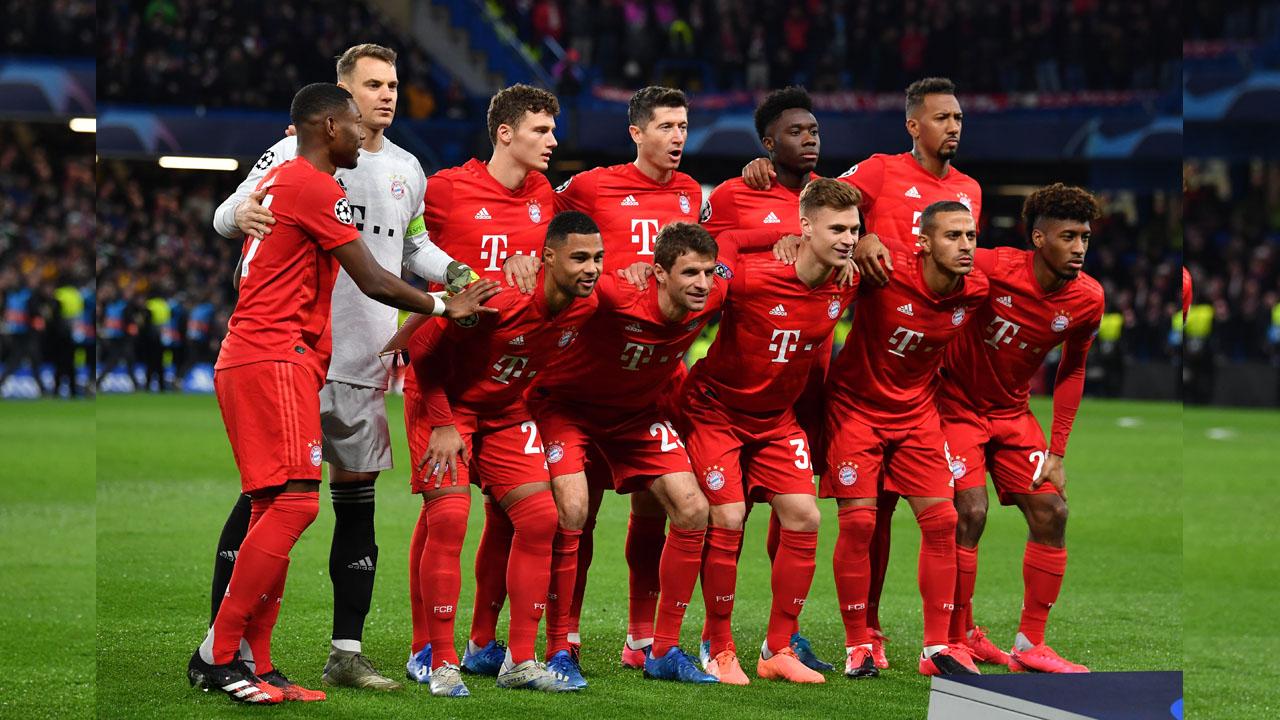 Bundesliga Or Bayern Munich