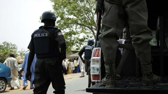 Nigeria police afp1 1