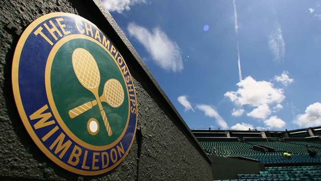 The Wimbledon Championships Were Cancelled For The First Time Since World War Two On Wednesday As The Coronavirus Pandemic Struck Another Blue Riband Sports Event Off The Calendar. The Development M