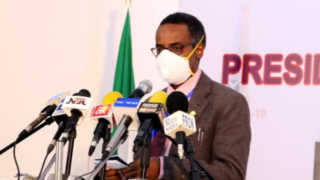 Dr Sani Aliyu, the Coordinator, Presidential Task Force (PTF) on COVID-19, has said that positive cases of the Coronavirus (COVID-19) gradually coming down as the daily results now revolves around 400. He made this known at the daily briefing of the PTF on Monday in Abuja, warning, however, that the reduction was not in a […]