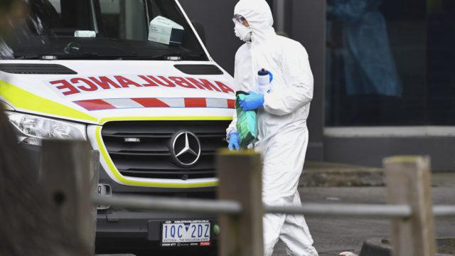 NNN: El número de muertes por coronavirus en Victoria de Australia alcanzó un récord de 10 en 24 horas, dijo el domingo el primer ministro, Daniel Andrews, a periodistas. Andrews dijo que se habían registrado 459 casos nuevos en el último día y dejó abierta la posibilidad de extender el cierre de seis semanas de […]