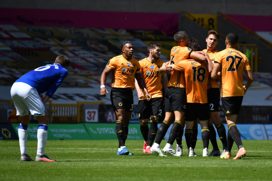 Wolverhampton Wanderers boosted their hopes of qualifying for the 2020/2021 UEFA Champions League with a 3-0 home win over Everton in the English Premier League (EPL) on Sunday. Victory lifted Nuno Espirito Santo's side up to sixth in the standings —- four points behind fourth-placed Leicester City who faced Bournemouth later on Sunday. Wolves took […]