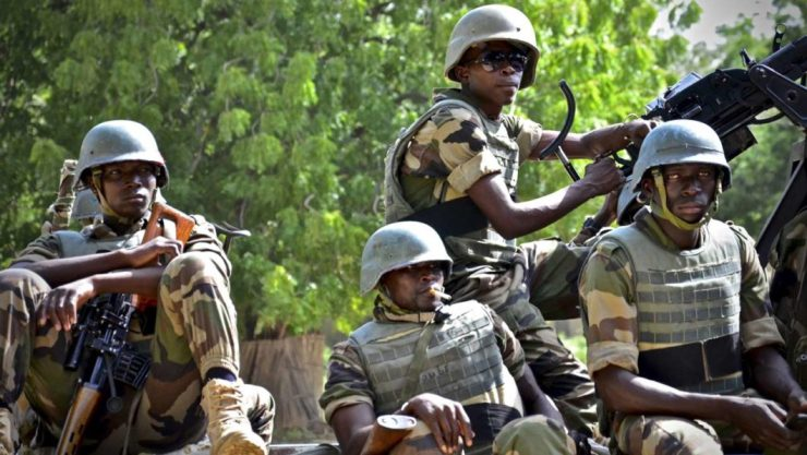 Soldiers didn't kill 4 persons, dump bodies inside pond in Jos – DHQ