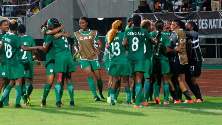 NFF president promises more support for Super Falcons