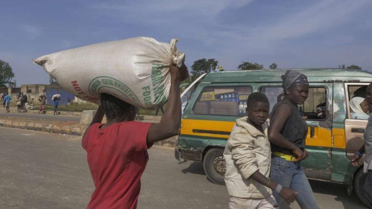 Looting grains reserve, silos undermine food security plan