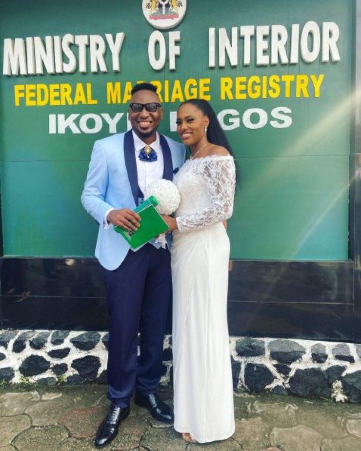 Singer Pepenazi Marries Girlfriend Janine Osbourne