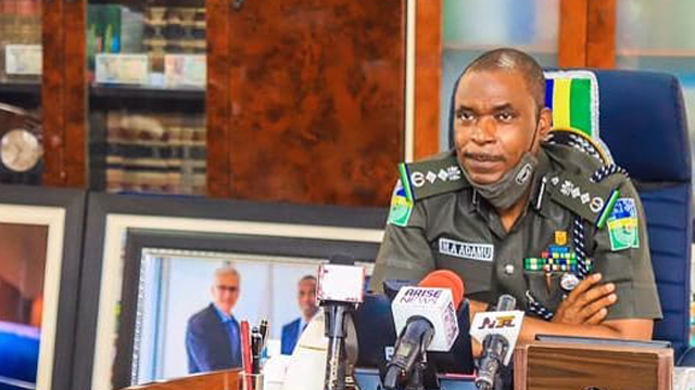 #End SARS: IGP says Amnesty International report not true