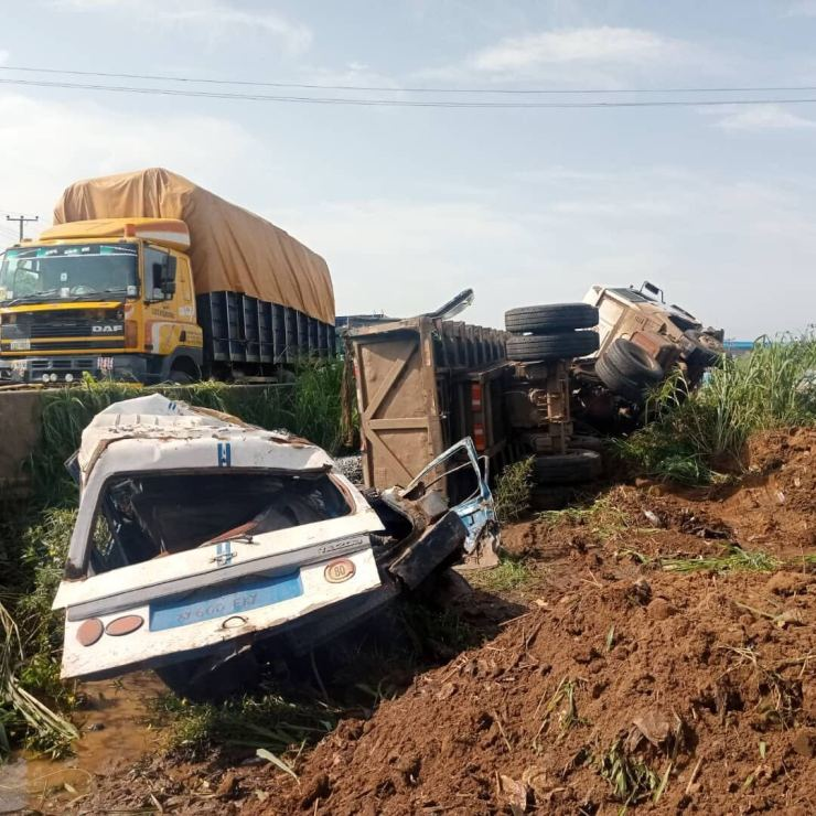 Three die, others injured in Lagos-Ibadan Expressway accident